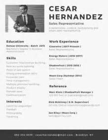 copywriter creative resume