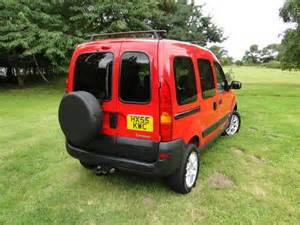 Renault Kangoo 4x4 For Sale Kangoo Trekka 4x4 Sold 2005 On Car And Classic Uk C533780