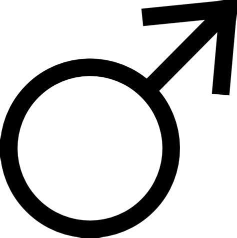 Masculine Bathroom Designs Masculine Symbol Clipart Best