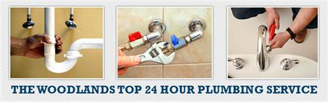 The Woodlands Plumbing by Plumbers In Woodlands 24 Hour Plumbing Services