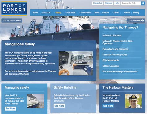 boat safety lessons port of london 5 crucial boating safety lessons shared