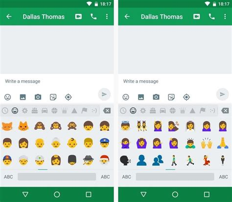 emoji nougat how to get android nougat s all new emojis right now