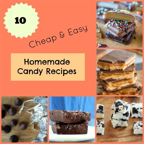 Simply Handmade Chocolates - 10 easy cheap recipes
