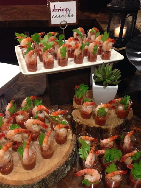 shrimp cocktail display catering globaleventgroup
