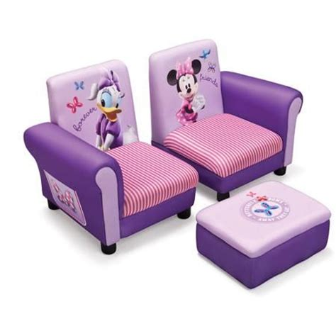 disney 3 upholstered set minnie mouse connecting