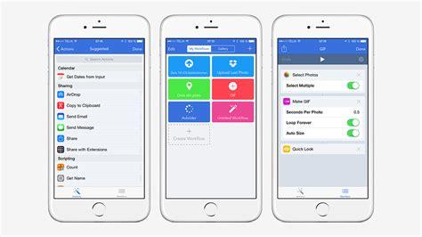 workflow ios workflow automatisera i ios 8 iphoneguiden se
