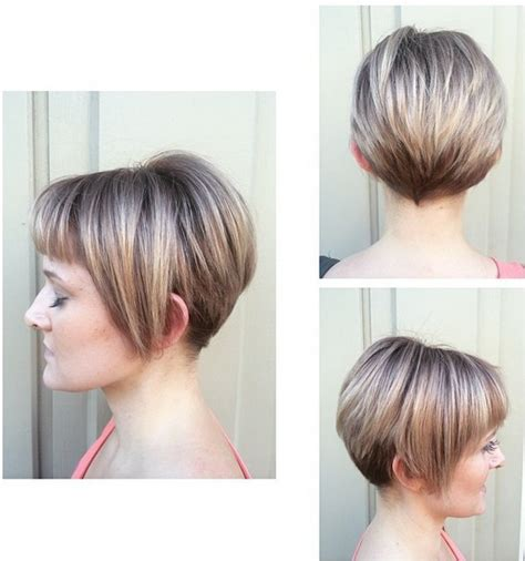 short stack with top volume haircut photos 20 sexy stacked haircuts for short hair you can easily