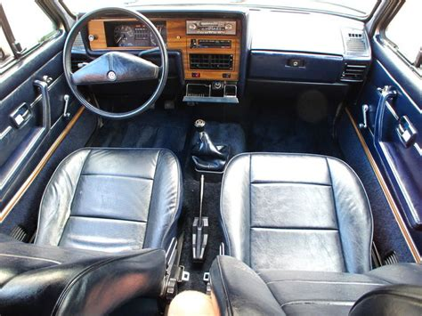 volkswagen rabbit truck interior 1981 vw volkswagen diesel rabbit interior german cars