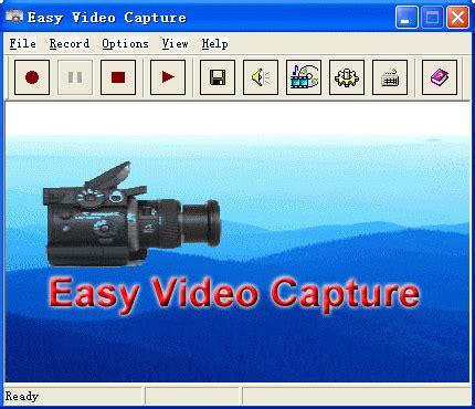 easy video capture digital video recorder software