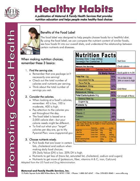 printable ingredient tags 6 best images of exles of food labels printable