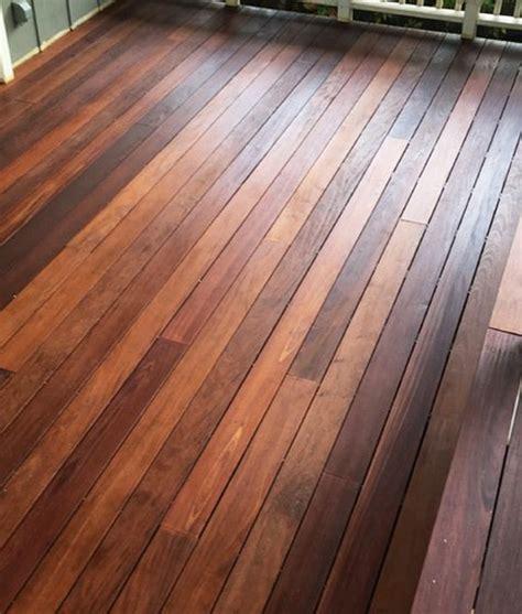 Deck Flooring by Woca Exterior Deck Stonewood Products Mahogany