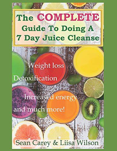 L A Juice Cleanse Detox by Carey Author Profile News Books And Speaking Inquiries