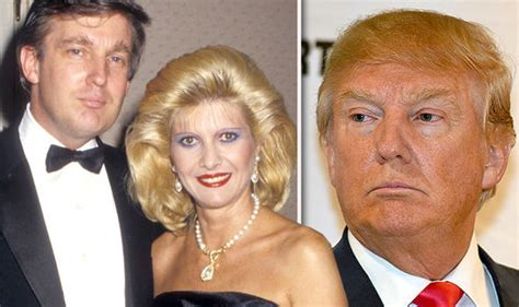 donald trump first wife explosive documentary claims donald trump raped ex wife
