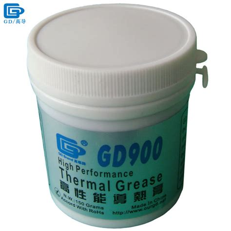Thermal Grease Gd900 By Iclaptop aliexpress buy gd brand thermal conductive grease
