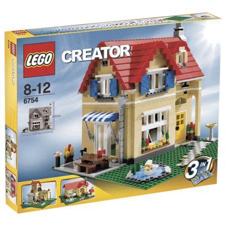 speelgoed liefhebbers lego 6754 creator woonhuis speelgoed liefhebbers
