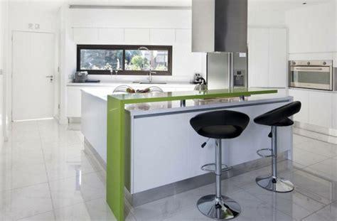 Kitchen Bars And Islands by Barras De Cocina De Dise 241 O Moderno 50 Ideas