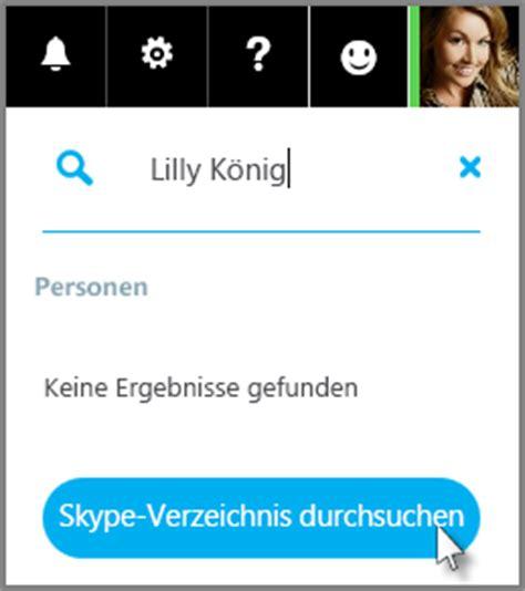 hinzufügen und entfernen von skype freunden als kontakte