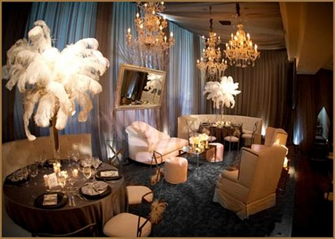 decor tips 50 great gatsby party decor ideas 10 nona gaya