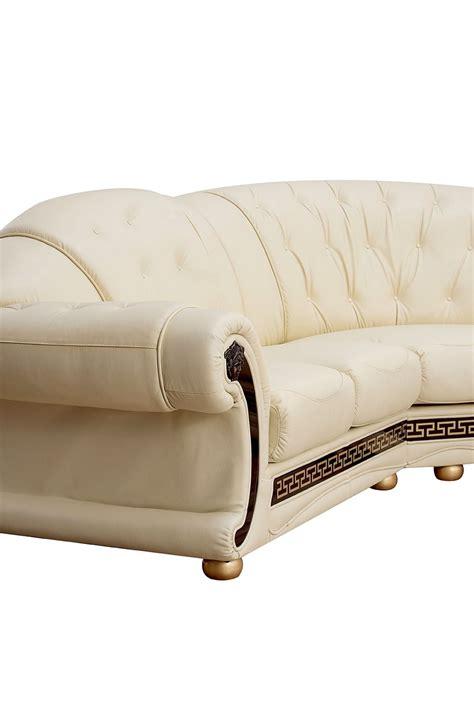 Sofa Versace versace living room furniture italian leather sofa