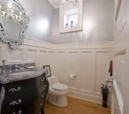 Kitchen Crown Molding Ideas bright and white traditional powder room vancouver
