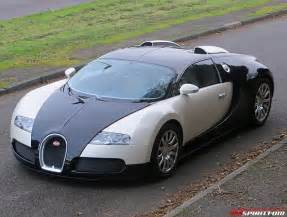 And White Bugatti Stunning Black White Bugatti Veyron For Sale Gtspirit