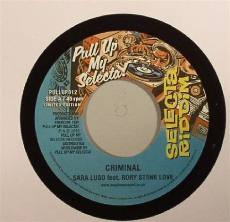 How Do I Pull Up My Criminal Record Lugo Ras Demo Criminal Vinyl At Juno Records