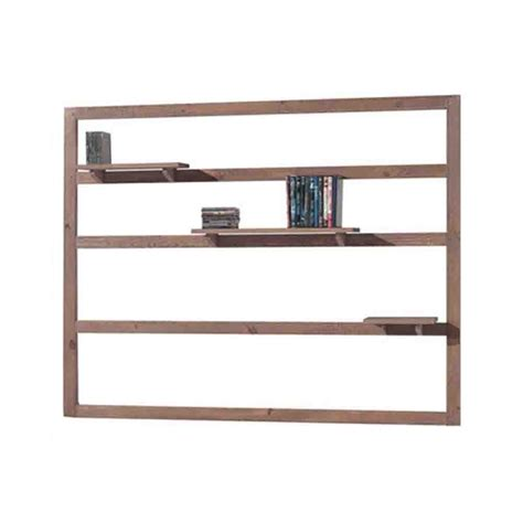 etagere 150 cm etag 232 re murale modulable pin massif meuble