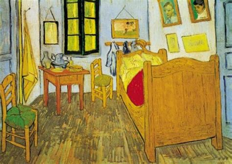 description de la chambre de gogh vincent gogh la chambre
