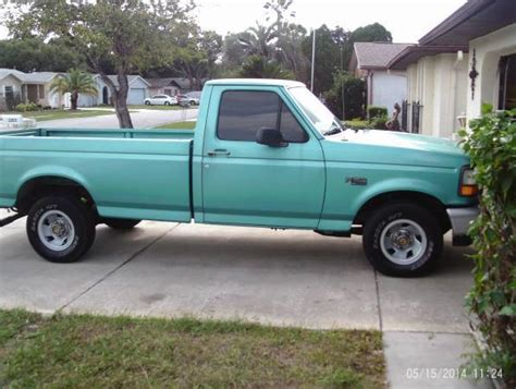 ford f150 long bed 1994 ford f 150 regular cab long bed nice classic