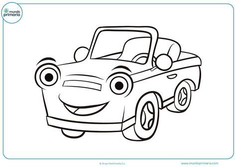 imágenes de jaguar para colorear dibujos de coches para colorear mundo primaria
