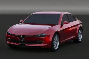Alfa Romeo Us Upcoming Alfa Romeo Giulia Rendered Gtspirit