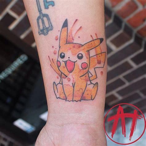 pokemon tattoo 40 best tattoos