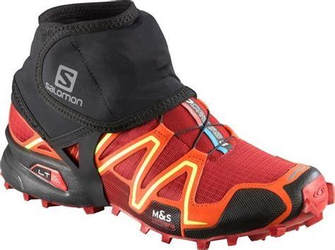Adidas Salomon 11 salomon trail gaiters low black