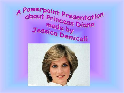 princess diana biography ebook free download ppt a powerpoint presentation about princess diana made