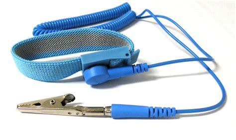 Anti Static Esd Wrist Blue new anti static antistatic esd adjustable wrist band