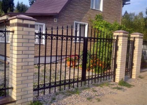 Design For Front Yard Fencing Ideas Design Ideas For Your Fence Front Yard And Backyard Designs