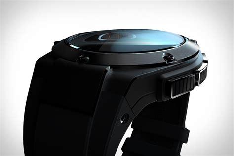 Hp Smartwatch Michael Bastian X Hp Smartwatch Uncrate