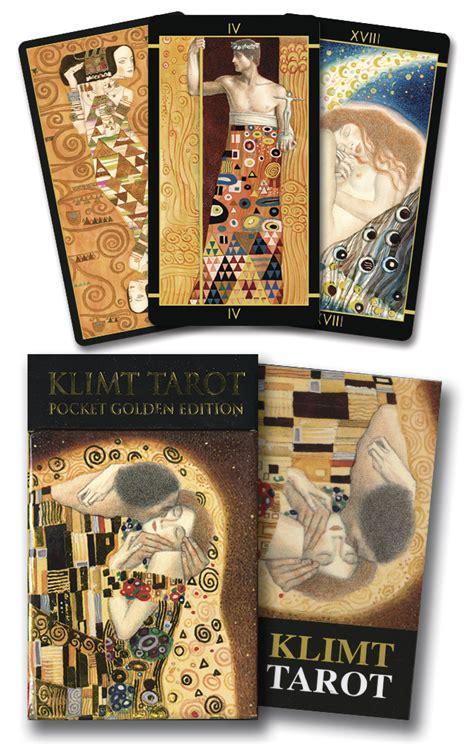 mini tarot deck llewellyn worldwide golden tarot of klimt mini deck