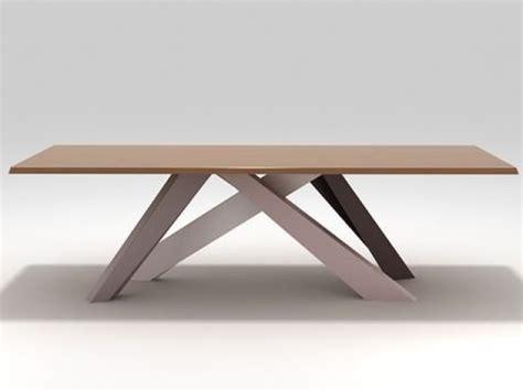Century Bedroom Furniture big table 3d model bonaldo