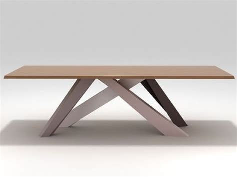 Big Table 3d model   Bonaldo