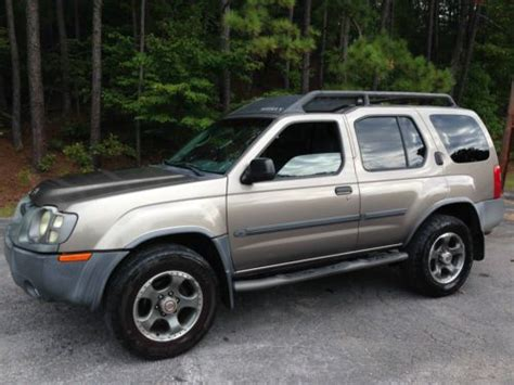 auto air conditioning service 2003 nissan xterra electronic valve timing find used 2004 nissan xterra se automatic 2wd extremely nice runs drives great in hixson