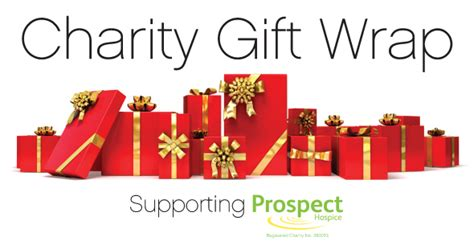 the brunel swindon charity gift wrap for prospect hospice