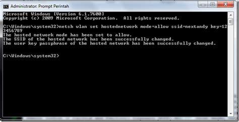 cara membuat jaringan lan menggunakan cmd cara membuat jaringan wi fi sendiri melalui command prompt