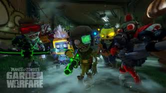 plants vs zombies garden warfare launch trailer is