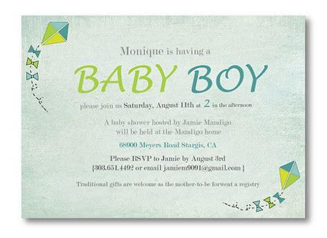 printable kite invitations kite baby shower invitation printable baby boy baby