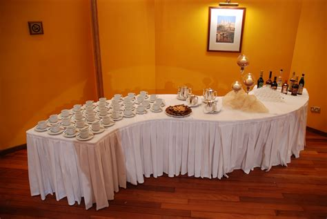 Dining Room Table For 6 coffee break set up