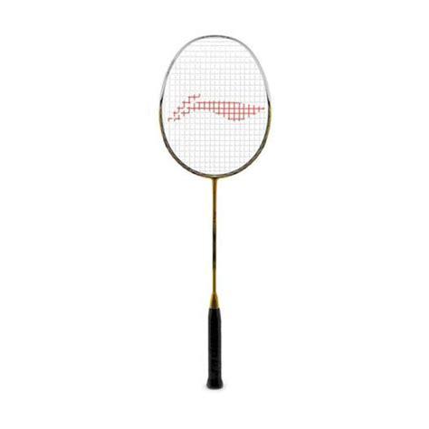 Raket Lining 80 Ex jual li ning 80 ex gold raket badminton harga