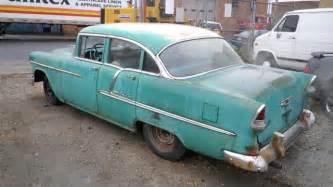 1955 Chevrolets For Sale For Sale 1955 Chevy Chevrolet Bel Air Classic 4 000