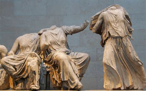 sculpture drapery elgin marbles the elgin marbles are hugely impressive