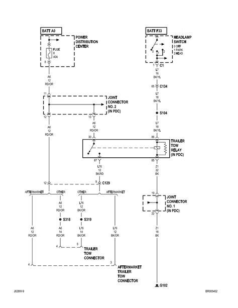 repair guides trailer wiring 2002 trailer wiring